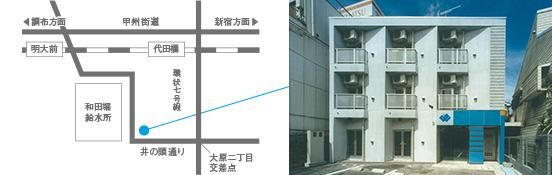 株式会社i-tec24の外観写真と地図
